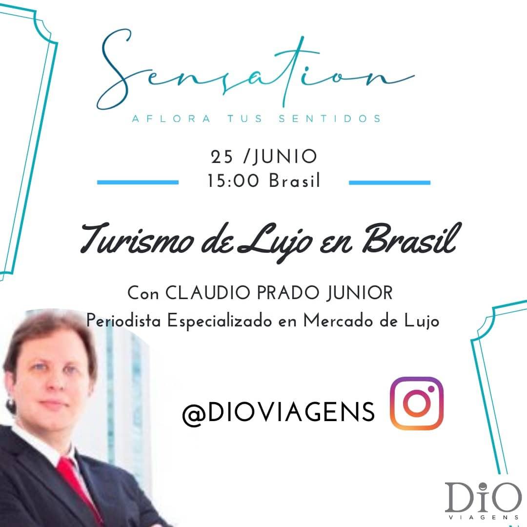 Turismo de lujo en Brasil